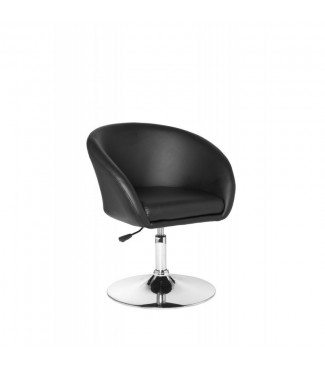 AMSTYLE Design Relaxsessel Loungesessel Kunstleder Cocktailsessel schwarz Home €99.53Amstyle -19%Home €99.53
