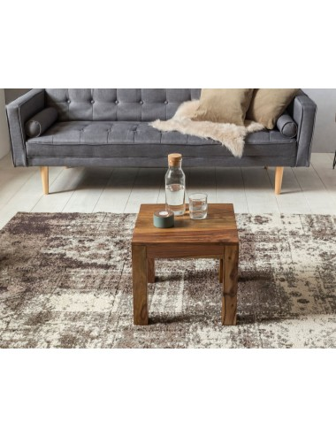 WOHNLING Couchtisch Massiv-Holz Sheesham Home €68.89Wohnling -16%Home €68.89
