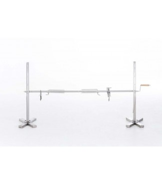 X-Type Spit Rotisserie with Motor Set